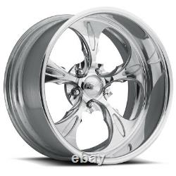 17 Pro Wheels Wicked 5 Custom Forged Billet Rims Intro Us Foose Line Staggered