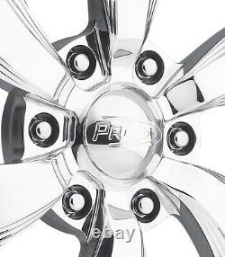 18 Pro Billet Wheels Rims Twisted Killer 6 Line Mags Aluminum American