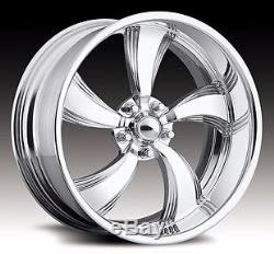 19 Pro Wheels Rims Twisted Killer Intro Foose Us Mags Specialties Intro Line
