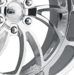 20 Pro Wheels Twisted Ss 6 Set Of 4 Billet Rims Forged Us Specialties Mags
