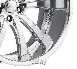 22 Pro Wheels Custom Forged Billet Rims Intro Line Foose American Staggered Us