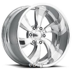 26 Pro Wheels Rims Twisted Killer 6 Forged Billet Intro Foose Us American Line