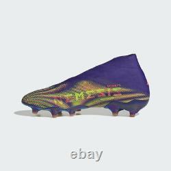 Adidas Nemeziz + FG Men's Soccer Cleats EH0761 Energy Ink/Pink/Green New in Box
