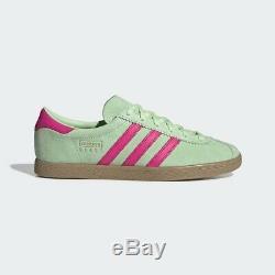 Adidas Originals Stadt Green Pink Men Lifestyle Limited Sneakers spzl New EE5726