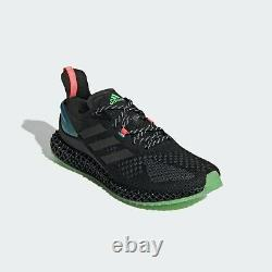 Adidas X90004D SHOES Shoes Black/Pink/Green 4D Mens sizes FW7093