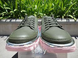 Adidas x Raf Simons DETROIT RUNNER Men's US11 UK10.5 F34244, Green/Pink/Chrome