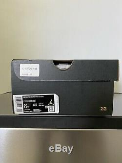 Air Jordan 13 Retro GS Size 6Y White Soar Aurora Green Pink 439358-100