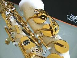 Alto Saxophone Purple Aqua Blue Black White Gold Silver Nickel Green Pink Red