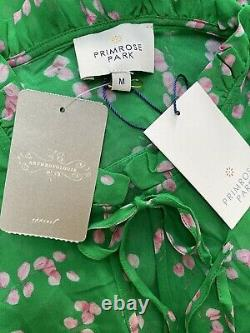 Anthropologie Primrose Park London Kate Dress. Green/Pink. Medium. RRP £299
