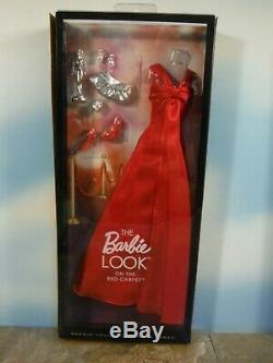 Barbie Look Tea Party / Pink On The Green & On The Red Carpet Fashions New