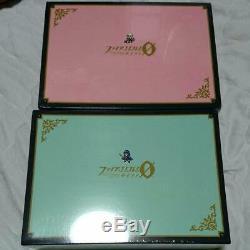 C97 Fire Emblem cipher Fan Box Pink Green Set Comiket Limited