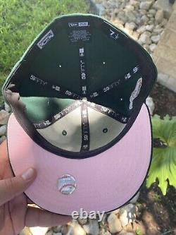 Hat Club Exclusive Green Eggs & Ham Angels 7 1/2 Pink UV