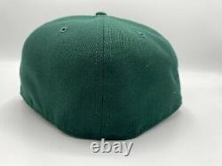 Hat Club Exclusive LA Dodgers Pink Bottom Green/White 1978 World Series 71/4
