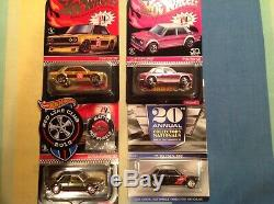 Hot Wheels 2020 Nationals 71 Datsun 510 Finale Car, RLC PINK, GOLD, & GREEN