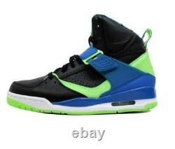 Jordan Mens Flight 45 High 616816 029 Bel Air Pink Blue Black Green Nike White