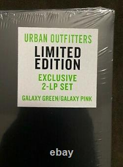 Kim Petras Turn Off The Light Galaxy Green & Pink Colored 2LP Vinyl RARE NEW