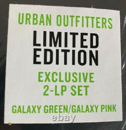 Kim Petras Turn Off The Light Green & Pink Discs 12 Vinyl 2 X Lp Limited Rare