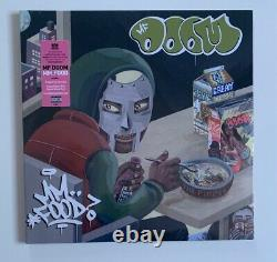 MF DOOM MM. FOOD Limited Green & Pink 2xLP Vinyl VIKTOR VAUGHN NEW SEALED