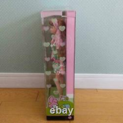 NEW My Melody x Barbie Collaboration Sanrio Barbie Doll Green x Pink Vintage JP