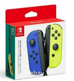 NEW Nintendo Switch Joy Con Wireless Controller PICK Your Color Official