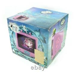 NEW Rare Disney Fairies 13 Tube Television Tinker Bell Friends Green Pink 2007