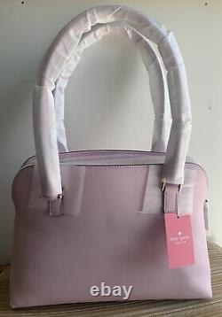 NWT Kate Spade Greene Street Serendipity Pink Mariella Leather Satchel Bag