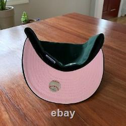 New York Yankees 7 1/4 Hat Club Green Eggs & Ham Pink Brim