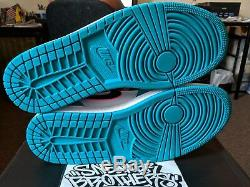 Nike Air Jordan Retro I 1 Mid SE South Beach Turbo Green Hyper Pink 852542-306
