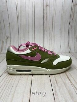 Nike Air Max 1 By You ID Mens Size 9 Green Pink Multicolor CN9671-991 Rare