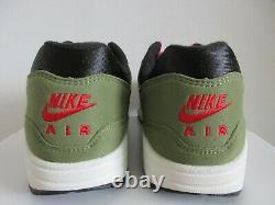 Nike Air Max 1 Premium ID Green-white-pink Sz 9.5 Cn9671-991