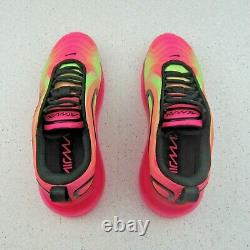 Nike Air Max 720 Women's Size 10 Pink Blast Atomic Green Athletic NEW CW2537-600