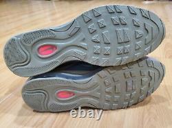 Nike Air Max 97 Ultra Pink Camo Green Olive Beige Black AH9946-201 Size 13