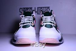 Nike Air Trainer SC High White Pink Green CU6672-100 Sz 10-11.5 BO JACKSON