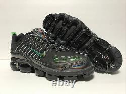 Nike Air Vapormax 360 CK2718-003 Black Pink Blast Green Strike Men Shoes Sz 10