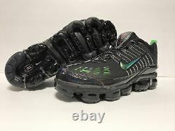 Nike Air Vapormax 360 CK2718-003 Black Pink Blast Green Strike Men Shoes Sz 11