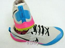 Nike Mens Air Zoom Terra Kiger 5 Trail Running Shoes Pink Black Green Size 15