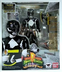 S. H. Figuarts Mighty Morphin Power Rangers Yellow, Pink, Black, Red, Blue, Green