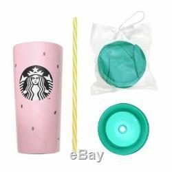 Starbucks JAPAN Tumbler Stainless Watermelon SUIKA Pink Green 355ml Summer 2019