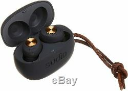 Sudio Tolv True Wireless Bluetooth In-Ear Headphones Earbuds Pink/Green white