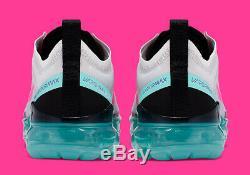 Women's Nike Air Max VaporMax 2019 SOUTH BEACH PLATINUM PINK GREEN AR6632-005