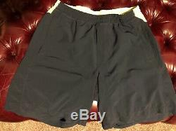 X4 Birddog shorts large athletic shorts never used (orange, green, pink, blue)