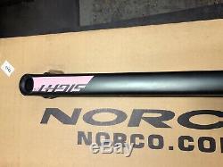 2019 Norco Sight Carbon Bare Frame Vert Foncé Et Rose 29 Taille Moyen Nouveau