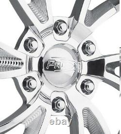 20 Pro Wheels Twisted Ss 6 Set Of 4 Billet Rims Forged Us Spécialités Mags