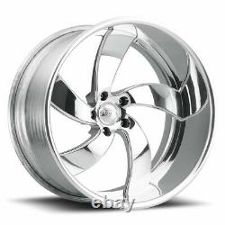20 Sicario Pro Billet Roues Rims Forged Twisted Directional Us Line Mags