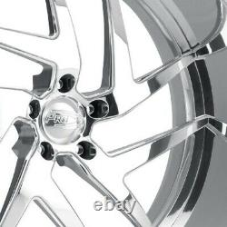 22 Roues Pro Billet Rims Forged Aluminium Line Us American Specialties