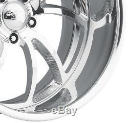 24 Jantes Pro Jantes Tordues Ss 5 Ont Forgé L'intro En Aluminium Forgé D'alliage D'aluminium