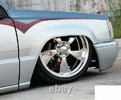 24 Pro Wheels Rims Twisted Killer 5 Forged Billet Aluminium Custom Offset