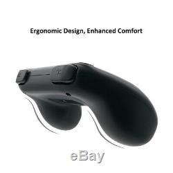 2-pack Poignée Pour Nintendo Controller Commutateur Joy-con Avec 2 Caps Joystick