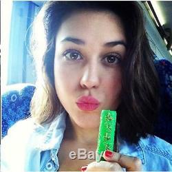 6 Matte Lipstick Marocaine Magique Imperméable Original Hare Rose Stain Gloss Vert