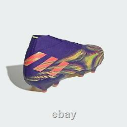 Adidas Nemeziz + Fg Men's Soccer Cleats Eh0761 Encre Énergétique/pink/green New In Box